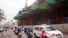 Đường sắt Cát Linh – Hà Đông lại chậm trễ vì Tổng thầu Trung Quốc nợ nần