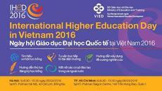 Ngày hội Giáo dục ĐH Quốc tế: nhiều cơ hội học bổng