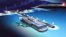 Trung Quốc xây nhà máy điện hạt nhân trên biển
