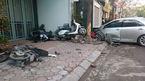Cứu người tai nạn: 'Giờ ai chả thế, trừ là người nhà'