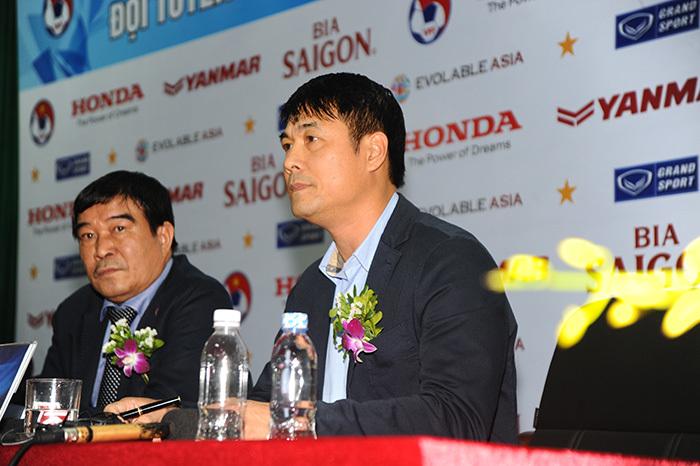 HLV Hữu Thắng nhận, HCV, SEA Games 29, AFF Cup 2016, vff, đtvn, u23 việt nam