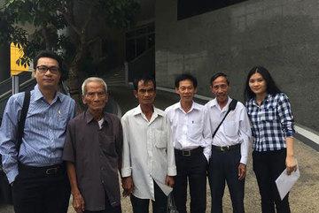 """Ông Huỳnh Văn Nén đề nghị """"xử lý"""" 14 cán bộ tố tụng"""
