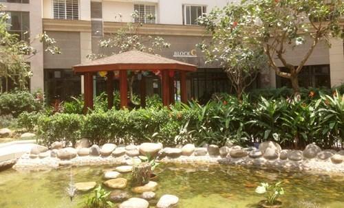 nhà đẹp của hoa hậu Phương Nga, đại gia Sài Gòn, căn hộ cao cấp