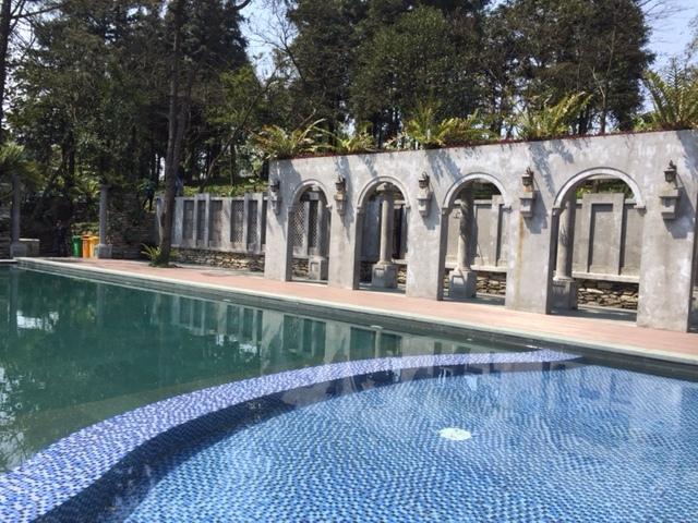 resort xây không phép,Le Mont Bavi Resort & Spa