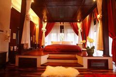 Choáng ngợp phòng ngủ siêu lãng mạn của các hoa hậu Việt