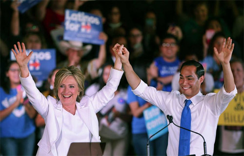 Nếu Hillary Clinton thắng, ai làm Phó Tổng thống Mỹ?