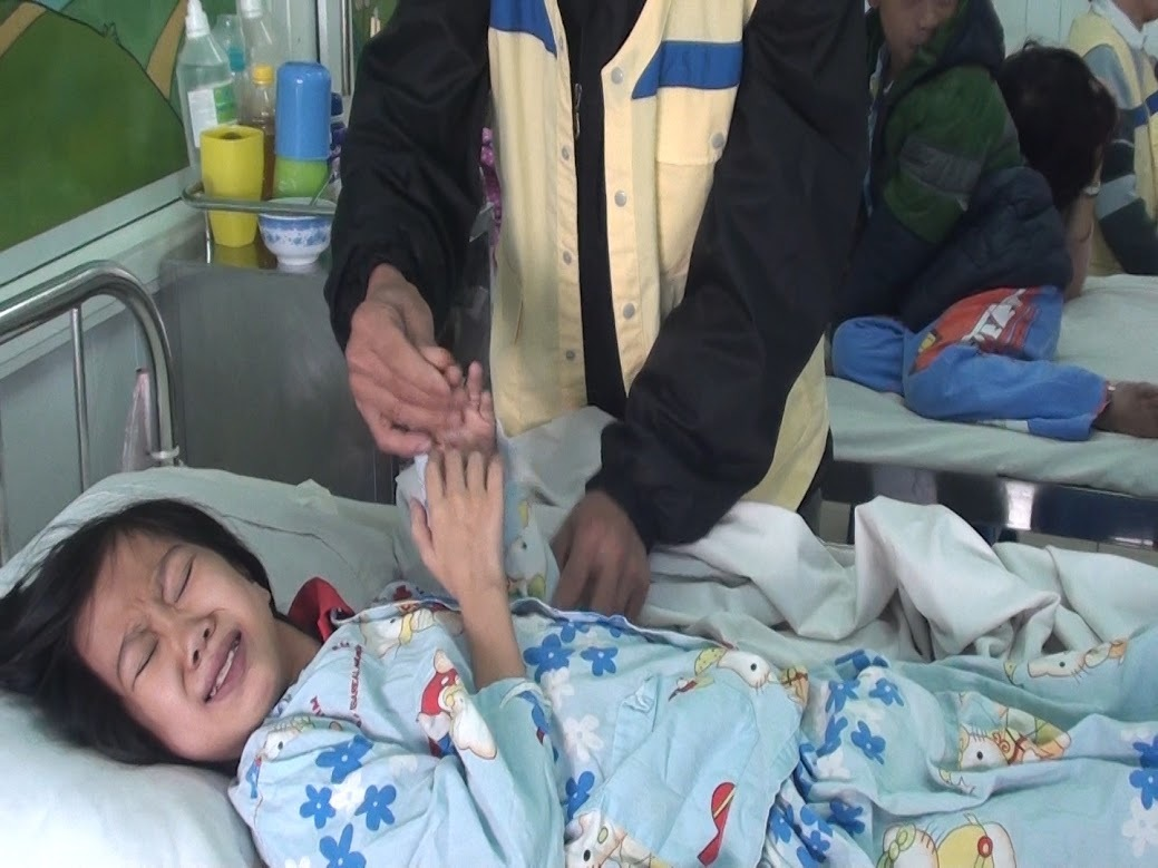 chia sẻ, hoàn cảnh khó khăn, bệnh tật, Nguyễn Thị Ngọc Trâm