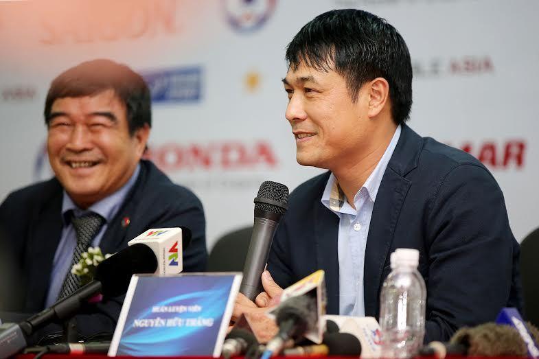 Hữu Thắng, Tuyển Việt Nam, VFF, AFF Cup, bóng đá trong nước