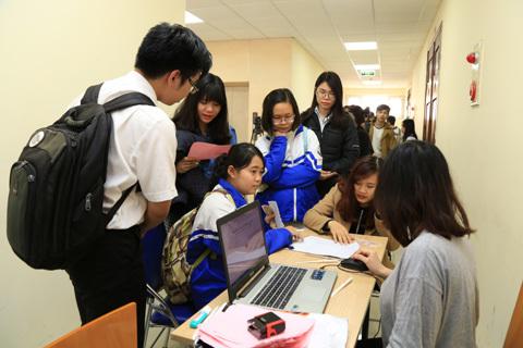 Thí sinh đăng ký thi đánh giá năng lực tăng vọt