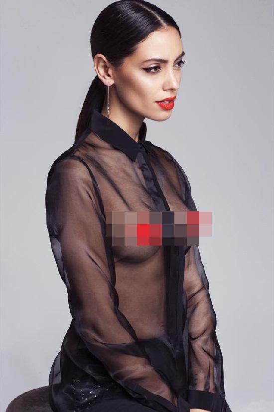 khỏa thân, Hoa hậu Hoàn vũ, Monic Pérez, Puerto Rico, vòng 1, nóng bỏng, lộ hàng, ảnh nóng.