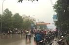 Thanh Hoá: Nghi vấn nổ súng, dân vây UBND thị xã Sầm Sơn