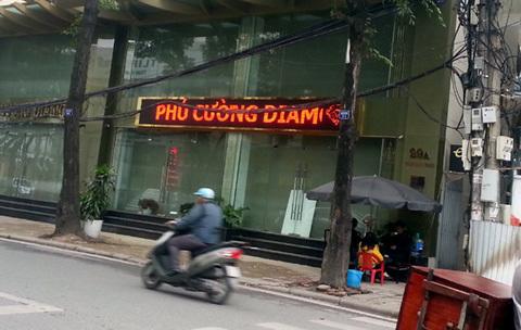 Khám xét công ty buôn kim cương lớn nhất Hà Nội