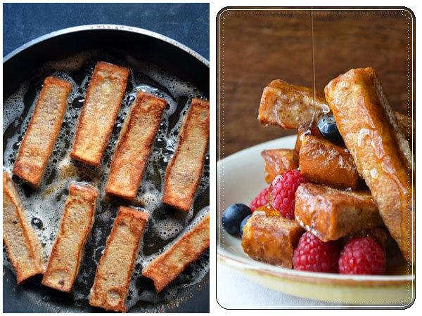 Những công thức nấu bữa sáng không tốn đến 30 phút