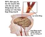 8 món ăn cho người tai biến mạch máu não