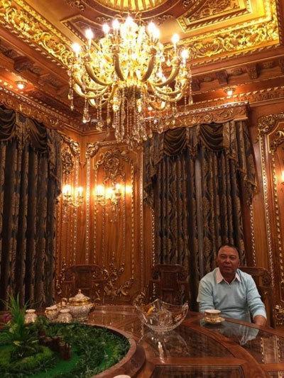 Choáng với những ngôi biệt thự trăm tỷ của đại gia Việt