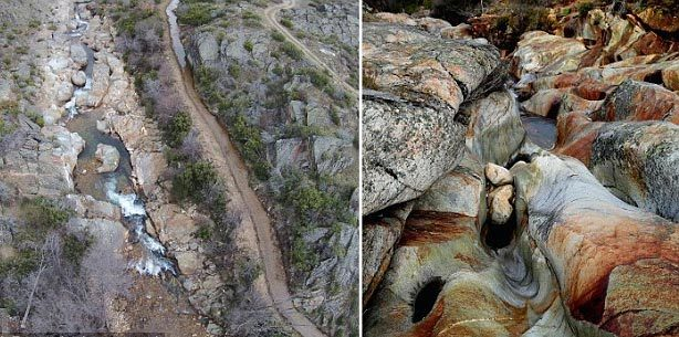 'Vũ điệu' địa chất khiến Tây Ban Nha, Bồ Đào Nha xoay 60º