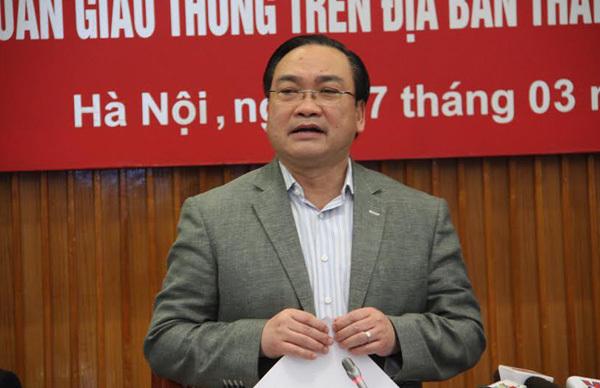 Bí thư Hải: Giao thông Hà Nội đang ở mức... nước sôi!