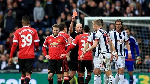 Mata nói gì về thẻ đỏ đầu tiên trong sự nghiệp?