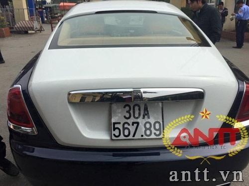 Những siêu xe có biển số đẹp 'không thể tin nổi' ở Hà Nội