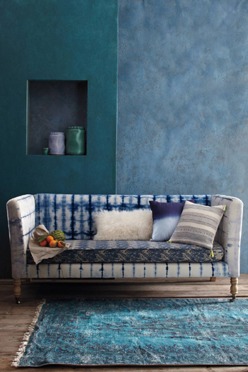 trang trí phòng khách, thiết kế phòng khách, nội thất phòng khách, phong cách Bohemian