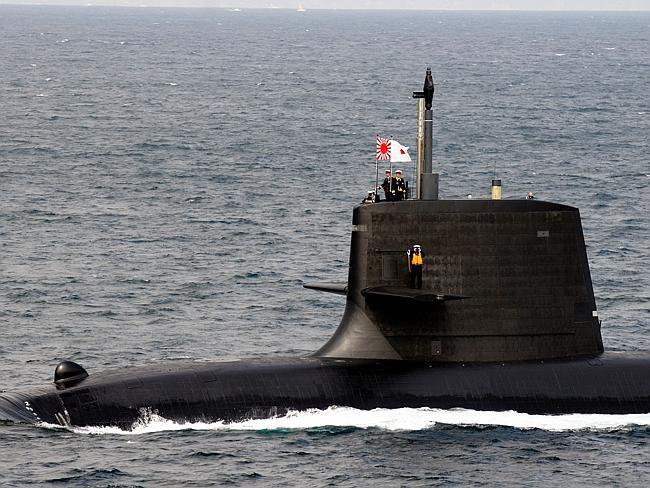 Biển Đông, tàu ngầm, tàu chiến