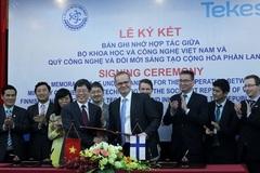 Phần Lan giảm tài trợ, giúp Việt Nam phát triển hệ sinh thái khởi nghiệp