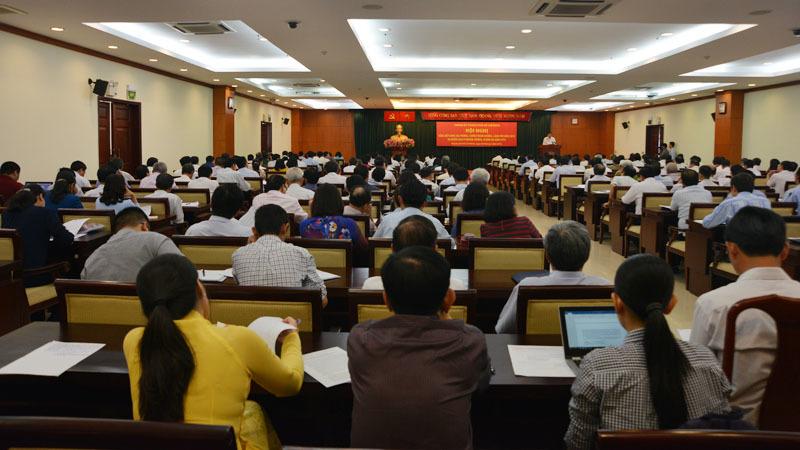 chống tham nhũng, Đinh La Thăng, kê khai tài sản, Bí thư Thành ủy TP.HCM Đinh La Thăng