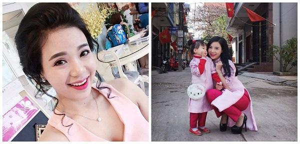 Bí quyết single mom xinh đẹp thu nhập 500 triệu/tháng