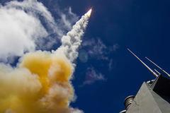 Mỹ tiết lộ tên lửa hạ được chiến hạm Nga, Trung