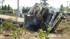 Ô tô nổ lốp chết 3 người: Thảm họa tàn ác