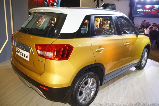 Ô tô Suzuki Vitara 200 triệu: Dân phượt trông đợi