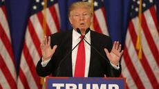 Donald Trump bất ngờ dịu giọng