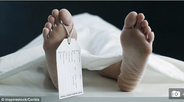 Vén màn bí ẩn diễn ra sau khi cơ thể chết