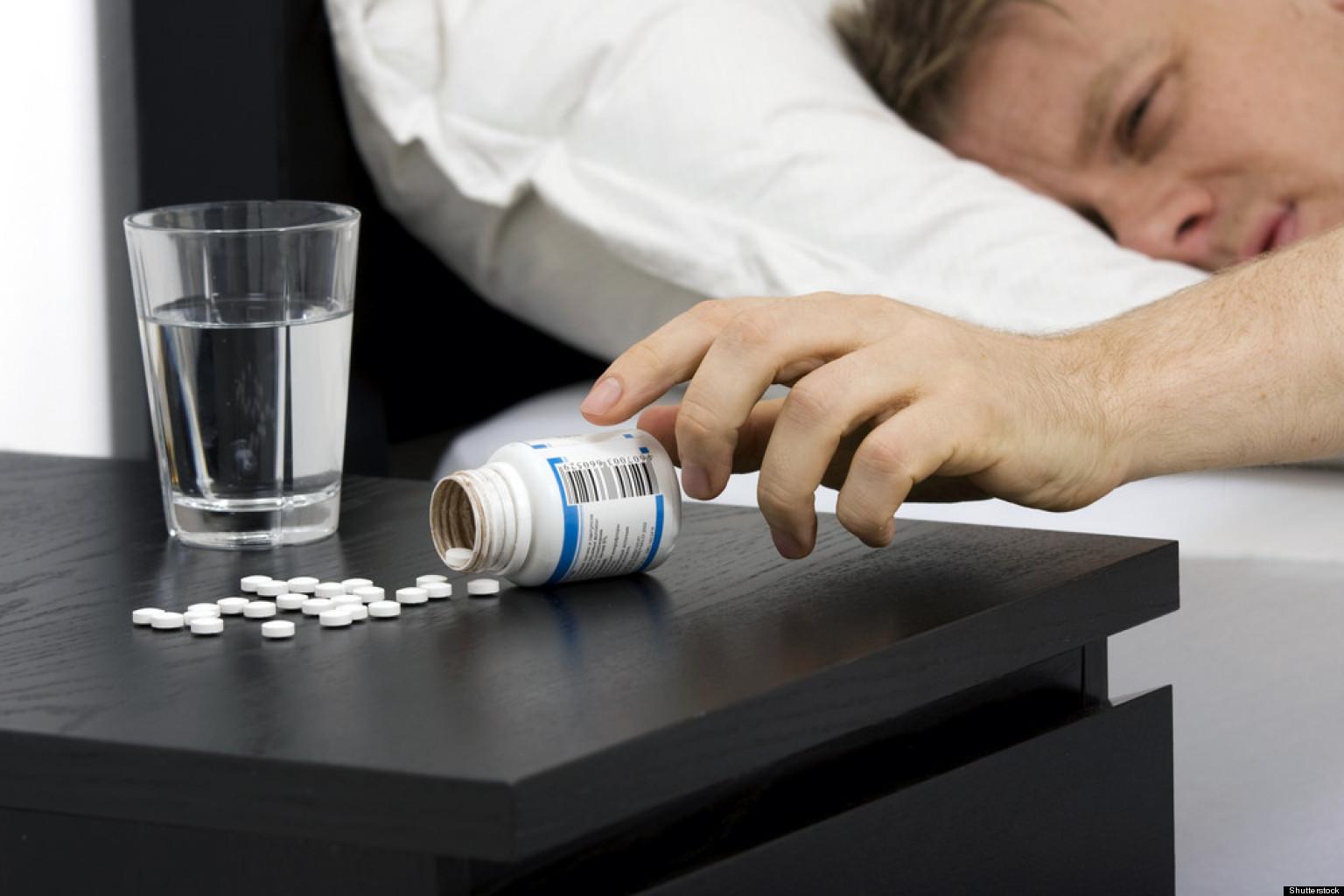 thuốc ngủ, ung thư, rối loạn tâm thần