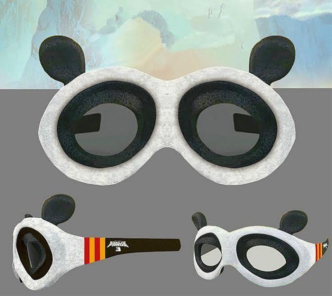 Quà tặng dễ thương từ hoạt hình 'Kungfu Panda 3'