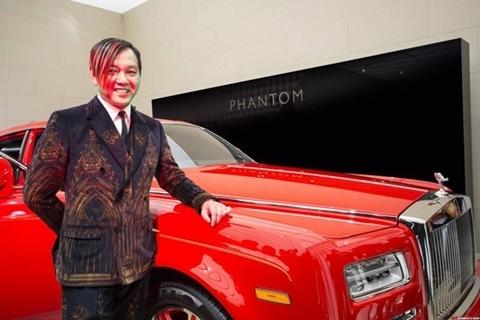 Chân dung tỷ phú mua 30 xe sang Rolls-Royce