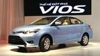 Toyota Vios liên tục mất ngôi tại thị trường Việt Nam