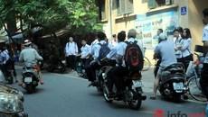 HSSV bị buộc thôi học nếu phạm luật giao thông 2 lần