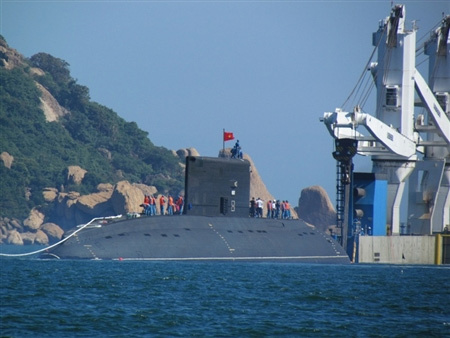 Cam Ranh, Quân cảng, tàu ngầm Hà Nội, Hải chiến Hoàng Sa 1974, Chiến tranh Biên giới 1979