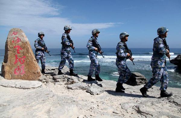 Lấn Biển Đông, TQ dùng kế độc chiếm quyền kiểm soát