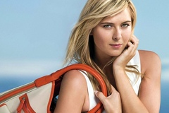 """Ngắm vẻ đẹp xưa nay hiếm của """"búp bê"""" Sharapova"""