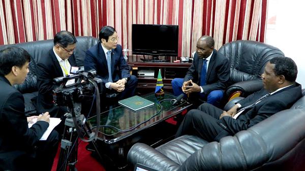 Việt Nam, Tanzania, đẩy mạnh, hợp tác, đầu tư, viễn thông