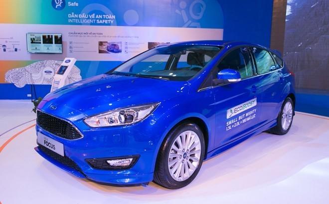 Ford Focus hot nhất thế giới nhưng ế nhất Việt Nam
