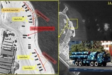 Mỹ: TQ có thể phát động năng lực tấn công ở Trường Sa
