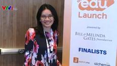 Ứng dụng Việt đoạt giải Nhất về khởi nghiệp giáo dục tại Mỹ