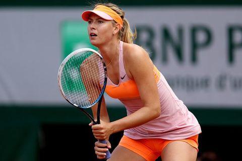 Maria Sharapova Best points