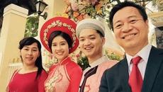 Bí thư Tỉnh đoàn Nguyễn Minh Triết làm đám hỏi với Á hậu Đông Nam Á