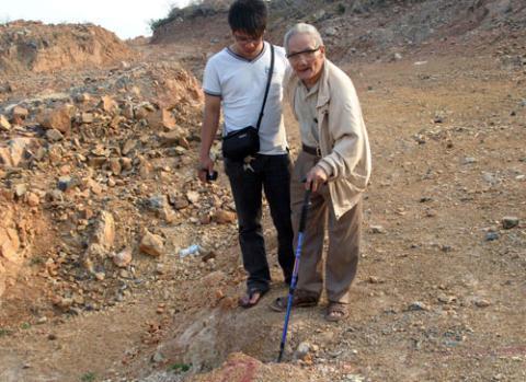Thêm một người báo địa điểm chôn 4.000 tấn vàng ở Bình Thuận