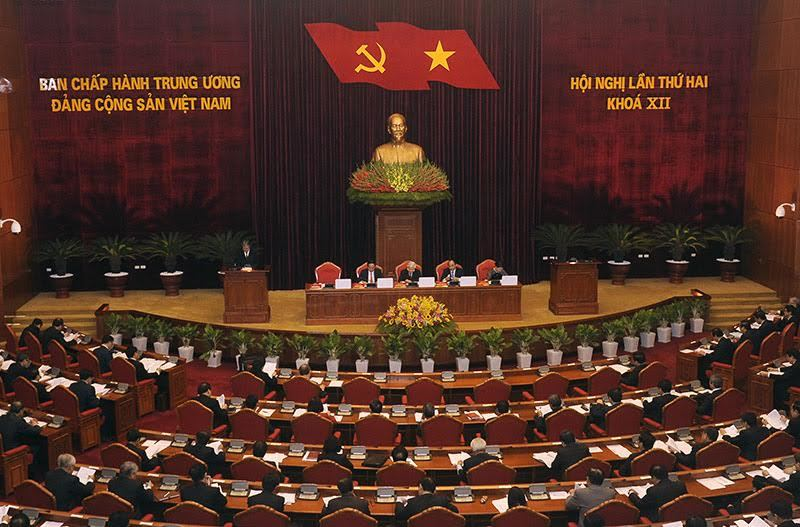 ban chấp hành trung ương khóa 12, nhân sự lãnh đạo nhà nước, bộ chính trị khóa 12