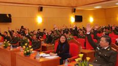 Bộ Công an giới thiệu 4 ứng viên đại biểu QH